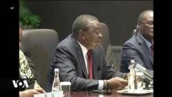 China na Kenya zaahidi ushirikiano.