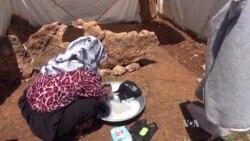 Kurdish Town Receives Refugees but Lacks Resources