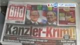 Manchetes mundo 27 Setembro: Alemanha: Olaf Scholz, o candidato do Partido Social-Democrata celebra vitória renhida