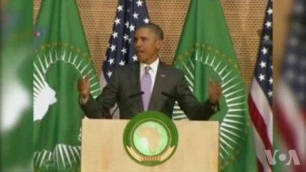 奥巴马:非洲进步取决于发展与民主