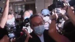 香港法院裁定:黎智英涉嫌威脅罪名不成立