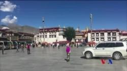 西藏最神聖廟宇發生大火 當局繼續封鎖消息 (粵語)