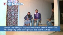 VOA60 Afrikaa - Two jihadists have been found guilty and sentenced to death by a Malian court