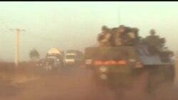 2013-01-16 美國之音視頻新聞: 法國向馬里增派軍隊