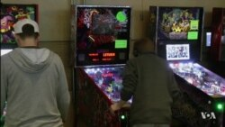 A 19th-century Arcade Game Is Hot in 21st Century