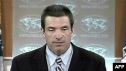 Phát ngôn viên bộ Ngoại giao Hoa Kỳ Mark Toner