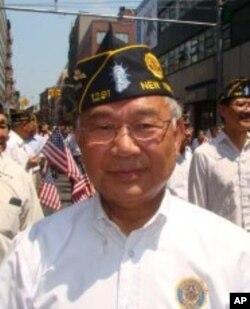 華裔退伍軍人單志元