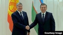 Atambayev, Mirziyoyev, Ostona, 2016-yilning dekabri