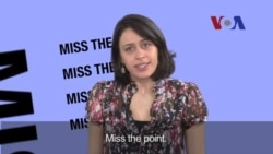 English in a Minute: Miss The Point