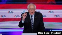 Senator iz Vermonta Berni Sanders