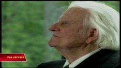 Nhà truyền bá Phúc Âm Billy Graham qua đời