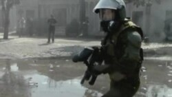 تظاهرات مردم شيلی در سالروز کودتا عليه سالوادور آلنده