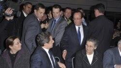 سارکوزی در گردهمايی يهوديان فرانسه در مورد حمله نظامی به ايران هشدار داد