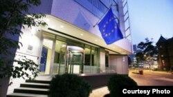 미국 워싱턴의 유럽연합(EU) 대표부.