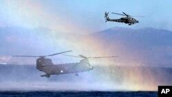 Gretsiyada o'tgan NATO harbiy mashqlaridan