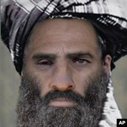 FILE - Former Taliban leader Mullah Omar.
