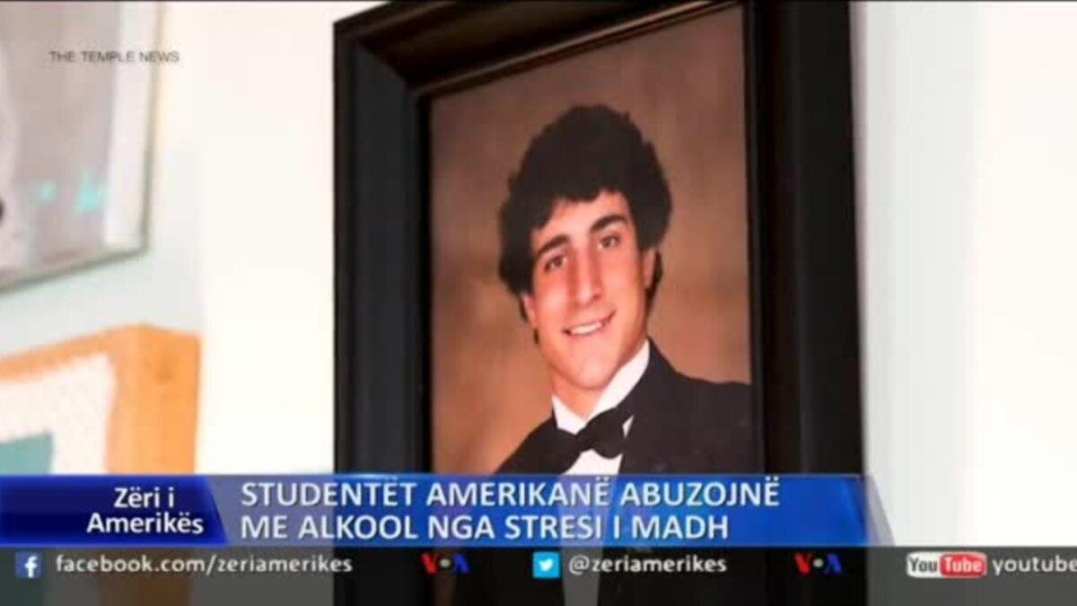 Studentët amerikanë abuzojnë me alkool nga stresi i madh