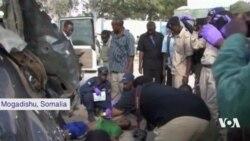 3 Dead in Mogadishu Blast