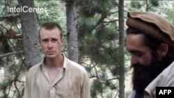 Bov Bergdal - zarobljenik Talibana - na video snimku iz 2010. godine.