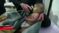 Khí clo được dùng trong cuộc tấn công ở Syria