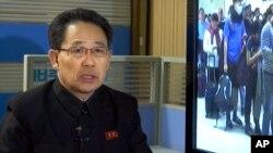 북한 보건성이 신종 코로나바이러스 '우한 폐렴' 주의 사항을 전달하고 있다