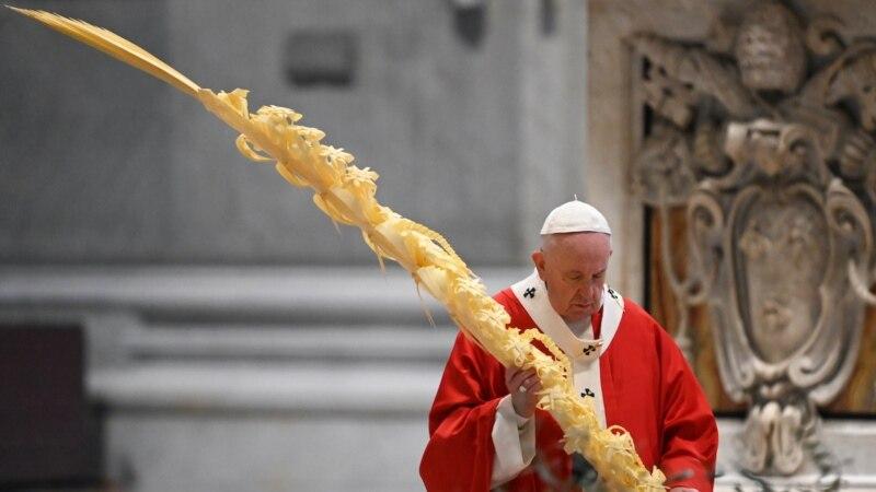 """""""Իրական հերոսները նրանք են, ովքեր իրենց զոհաբերելով ծառայում են մյուսներին"""",- Հռոմի Ֆրանցիսկոս Պապ"""
