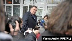 Milorad Dodik, predsjednik RS i kandidat za člana Predsjedništva BiH