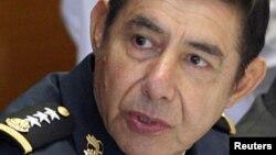 El general Tomás Ángeles Dauhare es uno de los tres militares que han sido detenidos por sospechas de tener vínculos con el cártel de los Beltrán Leyva.