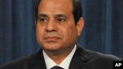 Shugaban Masar Abdel-Fattah el-Sissi