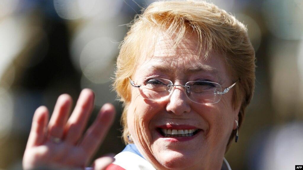 Michelle Bachelet, Komisionerja e re e Lartë e OKB-së për të drejtat e njeriut