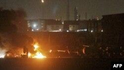 Taliban cho hay vụ tấn công được thực hiện để trả thù cho cái chết của thủ lãnh al-Qaida Osama bin Laden