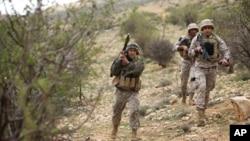 黎巴嫩突擊隊員