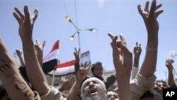 ادامۀ سرکوبی احتجاج کنندگان در یمن