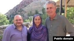 جیسون رضائیان، شهروند آمریکایی ایرانی از تابستان گذشته در بازداشت به سر می برد