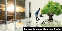 Zeytin Ağacı, Larissa Sansour