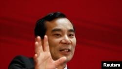 Chairman of Anbang Insurance Group Wu Xiaohui