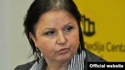 Arhiva - Dragana Boljević, sudija Apelacionog suda u Beogradu (Foto: Medija centar Beograd)