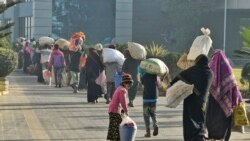 UNHCR နဲ႔ ဘဂၤလားေဒ့ရွ္ၾကား ဒုကၡသည္ဆိုင္ရာ သေဘာတူညီခ်က္ ေဝဖန္ခံေနရ