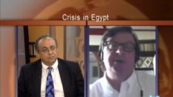 ON THE LINE: Crisis in Egypt