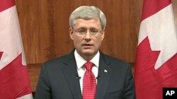 PM Stephen Harper mengatakan akan memperluas misi militer Kanada melawan kelompok ISIS (foto: dok).
