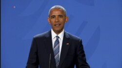Obama on American Democracy and Anti-Trump Protests