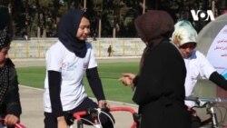 ورزش و مسیر پرچالش برای دختران افغان