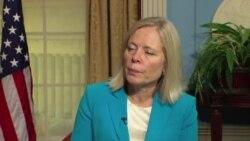 Հարցազրույց ԱՄՆ-ի փոխպետքարտուղարի գլխավոր օգնականի հետ