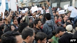 Tunus Sokakları Durulmuyor