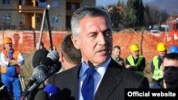 Lider DPS-a i crnogorski premijer Milo Đukanović (rtcg.me)