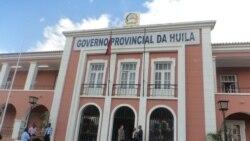 Governador da Huila diz que vai continuar a lutar por fundos do OGE revisto - 1:26