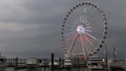 美国万花筒: 华盛顿新地标:波多马克河畔的首都巨轮