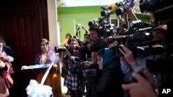 Afg'on jurnalistlari, Kobul