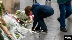 Snapshots From France Attack Anniversary