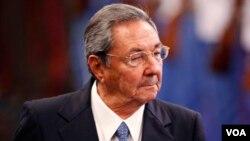 Presiden Kuba Raul Castro akan mengampuni 2.900 tahanan dengan alasan kemanusiaan (foto: dok).
